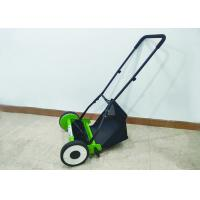 Buy cheap Adjustable 14 Inch Manual Push Lawn Mower / Euro Model Smart Lawn Mower from wholesalers