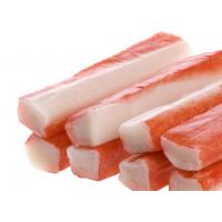 Buy cheap frozen food/seafood surimi imitation crab stick from wholesalers