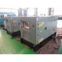 Buy cheap 403D-11G Silent Diesel Generator Water Cooled Brushless Alternator from wholesalers