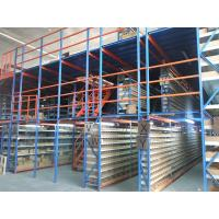 Buy cheap Multi Layer Industrial Metal Mezzanine Systems Weight Capacity 200-1000 KGS / Square Meter from wholesalers