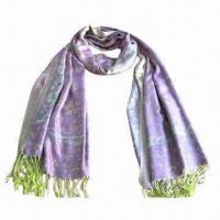 Wholesale 100% silk scarf, OEM orders are welcome from china suppliers