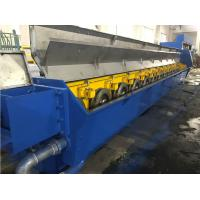 Wholesale Industrial Blue Rod Drawing Machine Easy Maintenance For Copper / Copper Alloy from china suppliers