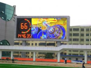 Wholesale P10 Outdoor Energy-Saving Creative Waterproof LED Display, Special PCB Design LED Display from china suppliers