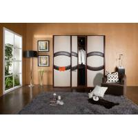 Wholesale Laminated MDF Shoji Fitted Folding / Swing / Sliding Wardrobe Doors 4ft x 8ft from china suppliers