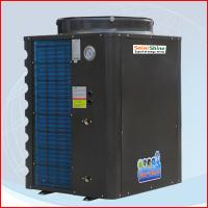 Wholesale Durable Commercial Air Source Heat Pump , Portable Air Source Heat Pump from china suppliers