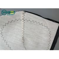 Wholesale Woven Chest Piece Garments Accessories Polyester Fabric With Non Woven Felt from china suppliers