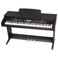 Wholesale 88 notes digital piano touch response Melamine shell W8807A from china suppliers