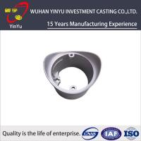 China Wear Resistant Prototype Investment Casting Stainless Steel Engine Parts Customizable on sale