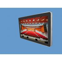 Buy cheap Wireless Connective Advertising Machine Wall Mount Kiosk With Rugged Metal Enclosure D01 from wholesalers