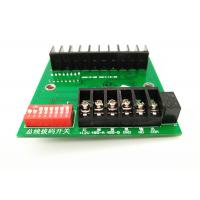 Buy cheap NO NC 8 Zones Bus Address Module Extension Address For Security Alarm System from wholesalers