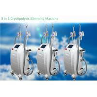 Buy cheap Cryolipolysis machine,shows immediate and lasting body contouring result,4 treatment handp from wholesalers