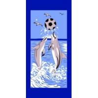 Buy cheap 100% Cotton Reactive Printed Beach Towel Me-B257b from wholesalers