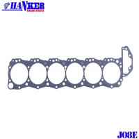 Buy cheap OEM ISO9001 Hino J08E Steel Cylinder Head Gasket from wholesalers