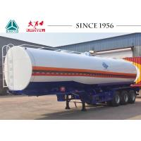 Buy cheap Durable 40000 Liters Tanks Trucks And Trailers Safe For Carrying Fuel / Oil from wholesalers
