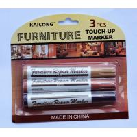 Buy cheap Blister Card Package Scratch Restore & Repair Touch-Up Kit - Felt Tip Furniture Repair Parts Markers from wholesalers