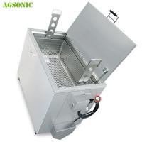 Buy cheap Double Walled Insulated Stainless Steel Kitchen Soak Tank 168L For Oven Pan Cleaning Small / Medium Tank product
