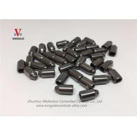 Buy cheap Polished Silicon Carbide Nozzle / Virgin Carbide Sandblasting Nozzles from wholesalers