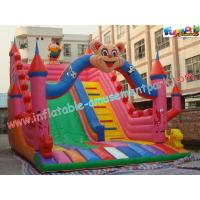 Buy cheap Outdoor Durable Cute Inflatable Commercial Inflatable Slide, jumping slide for product