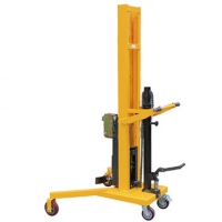 Buy cheap Warehouse 300mm DTF450A Manual Drum Handling Trolley Carts from wholesalers