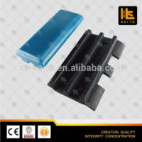 China Polyurethane Crawler Track Pad W2000 Part Number 2102697 for Milling Machine on sale