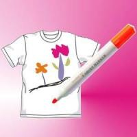 Buy cheap Permanent Fabric Marker,T-shirt Marker,Textile Marker from wholesalers
