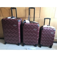 Buy cheap 210D Polyester Lining Travel Luggage Sets With TSA Lock product
