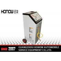 Buy cheap Semi Auto Refrigerant Recovery Recycle Evacuation And Recharge Machine2m Hose from wholesalers