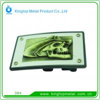 Buy cheap Customize square belt buckle for men from wholesalers