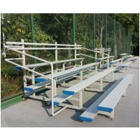 Buy cheap Recyclable Temporary Portable Indoor Bleachers , Classic Aluminum Stadium Bleachers from wholesalers
