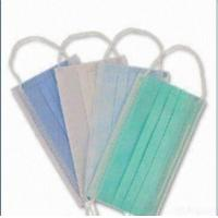 Buy cheap Disposbale Nonwoven Facemask from wholesalers