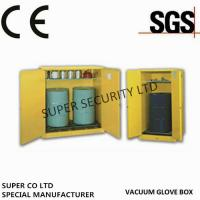Wholesale Single Door Hazardous  Chemical Drum Flammable Storage Cabinet For Flammable Liquids Steel Stainless Steel from china suppliers
