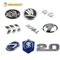 Buy cheap Durable ABS OEM Injection Molding For Chrome Electroplating Auto Car Emblems product