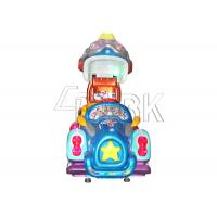 Buy cheap Plastic Material Coin Operated Children 's Rides On Car Toy Machine For Star Hotels from wholesalers