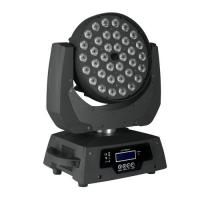 Buy cheap Zoom led moving head , 4 in 1 36pcs 10 Watt Moving Head Lighting from wholesalers