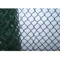 Buy cheap China 9 Gauge Galvanized/Pvc Coated Black Chain Link Fence Manufacturers from wholesalers