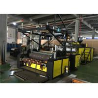 Wholesale Automatic Stretch Film Machine , PVC Stretch Cling Film Wrapping Making Machine from china suppliers