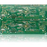 Buy cheap Edge Plating Single Sided 3OZ PCB and rigid flex circuit boards from wholesalers