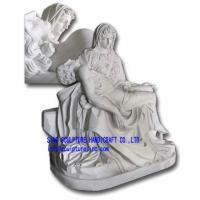 Buy cheap Marble Statue,Stone Carving,Sculptures Pieta product