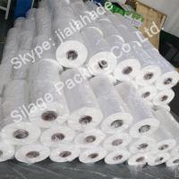 White Silage Wrap Film, 750mm*25mic*1800m, LLDPE Agricultural Stretch Wrap Film/Stretch Film for Silage/Hay Wrap Film Manufactures
