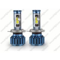 Buy cheap Purple / Blue Automotive LED Headlights 30W IP68 9006 LED Headlight Bulbs from wholesalers