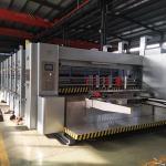 Buy cheap LeadEdgeFeedingCarton Printing Slotting Machine / Flexo Printing Machine from wholesalers