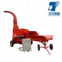 Buy cheap Farm equipment animal feed silage chopper chaff grass cutter  for sale from wholesalers