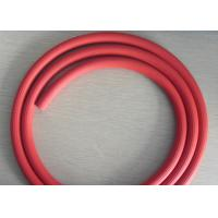Buy cheap Red Groove Surface Rubber Air Hose , Recoil Air Hose  ID 3 / 16