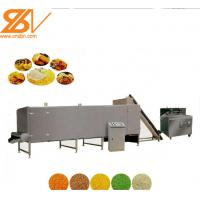 Buy cheap High Efficiency Bread Crumbs Machine Stainless Steel Material For Panko from wholesalers