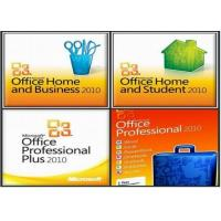 Buy cheap Microsoft Office 2010 Product Key Card For Microsoft Office Professional 2010 from wholesalers