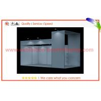 Buy cheap Dismountable 10x20 Booth Trade Show Portable Exhibition Booth Systems from wholesalers