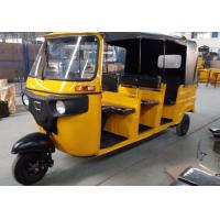 Buy cheap Seven Passengers 3 Wheel Cargo Tricycle 3400*1300*1700 Dimension from wholesalers