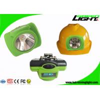 Buy cheap Underground LED Mining Light OLED Screen PC ABS Material Support USB Charging from wholesalers