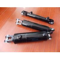 China Welded hydraulic cylinder for trailer on sale