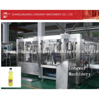 Buy cheap PET cold filling machine with carbonator from wholesalers